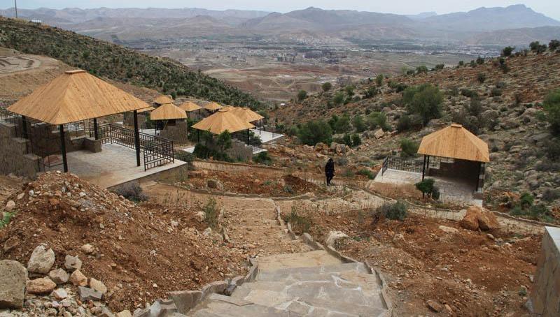 «استفاده از مواد سمی در حوضچه پارک دراک شیراز»
