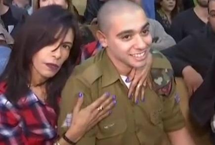 سرباز اسرائیلی که یک مجروح فلسطینی را کشته بود، به حبس محکوم شد