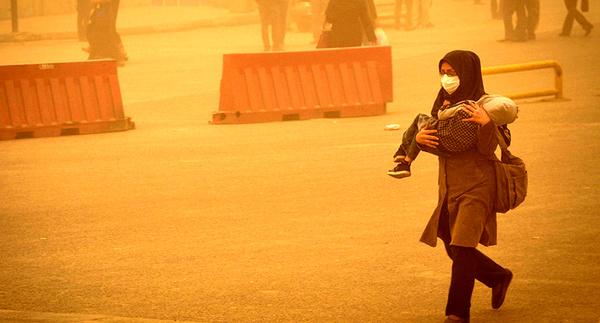 فراکسیون امید مجلس خواهان ارسال «سریعتر» لایحه دولت برای حل مشکل ریزگردها شد