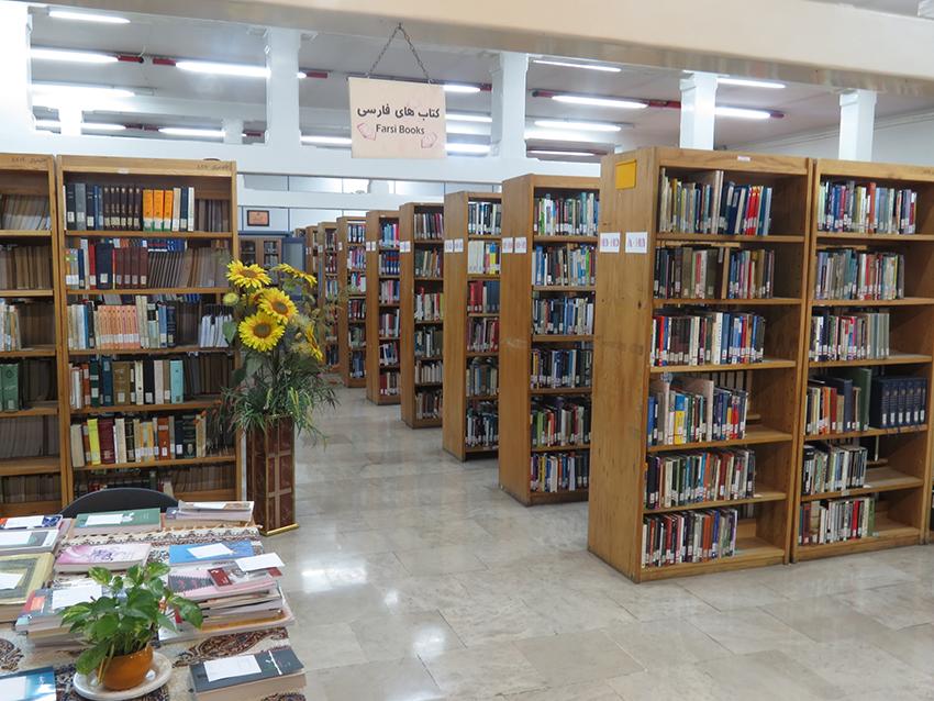 تداوم تعطیلی کتابخانهها در فارس