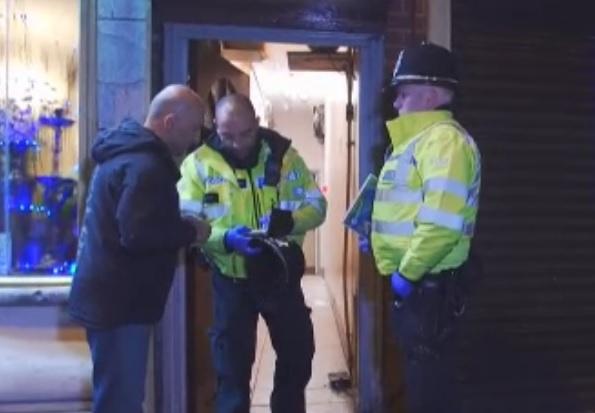 بازداشت ۸ تن در رابطه با حمله لندن