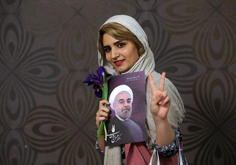 آلبوم عکس؛ همایش زنان حامی «روحانی» در تهران