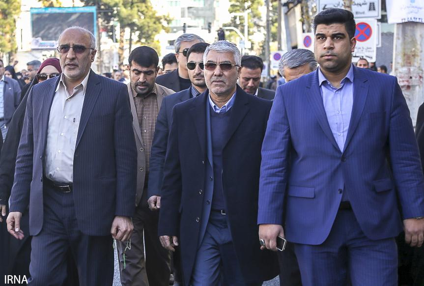استاندار فارس بازداشت شدگان اعتراضات اخیر را «خلافکار» نامید