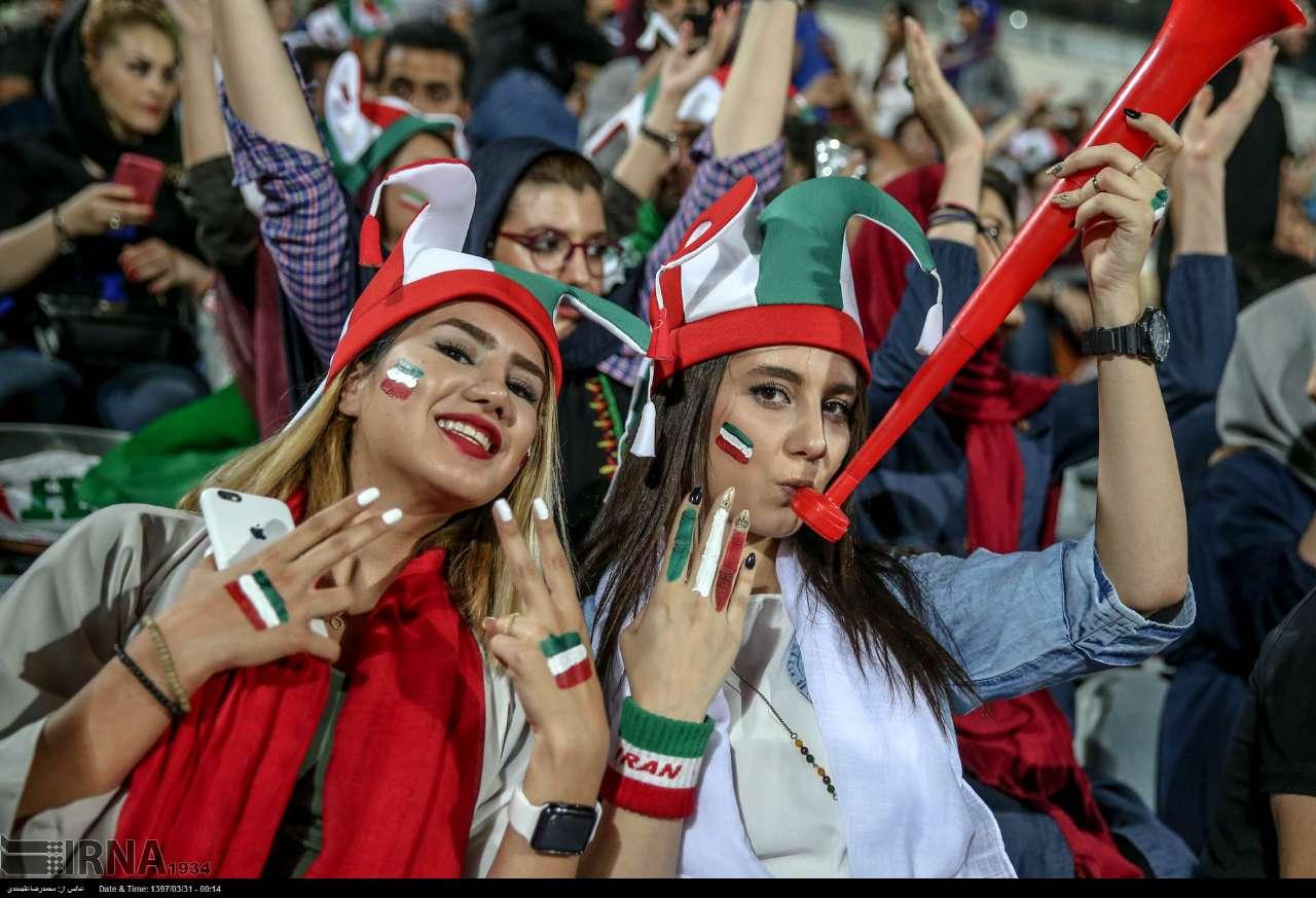 حضور خانوادهها در ورزشگاه آزادی با دستور رئیسجمهور