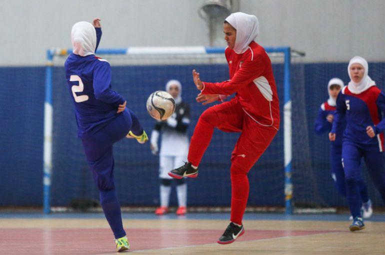 فوتسال لیگ برتر بانوان؛ دروازه تیم صنعت فجر شیراز گلباران شد