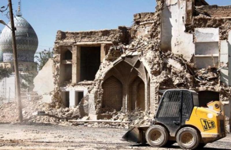 نامه ای به رئیس جمهور برای نجات بافت تاریخی شیراز
