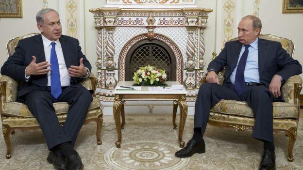 نتانیاهو: ایران ۲۵۰۰سال پیش تلاش کرد یهودیان را نابود کند؛ پوتین: از مسائل روز حرف بزنیم