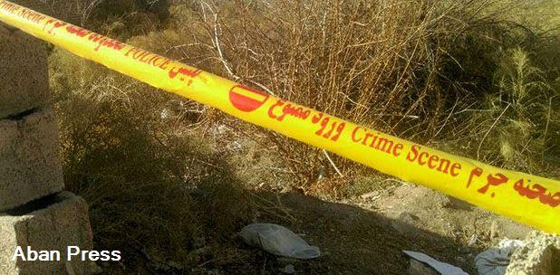 قتل دختر هفت ساله افغان در کرمان