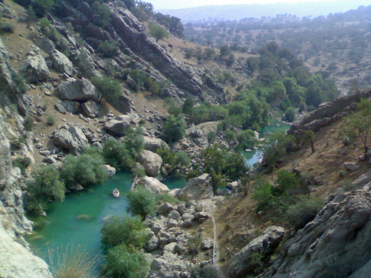 رودخانه «جوزار بکش» در نورآباد قربانی گرفت
