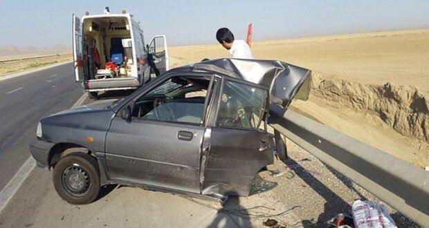 تصادفات در ایام نوروز در ایران «هر ۷۱ دقیقه یک کشته» برجای گذاشت