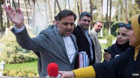 وزیر راه و شهرسازی: عصبانیتم از جریانی است که در برابر خواسته مردم لجاجت میکنند