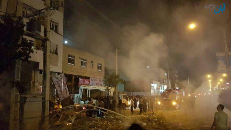 خسارت 1277 میلیارد تومانی حوادث در شیراز