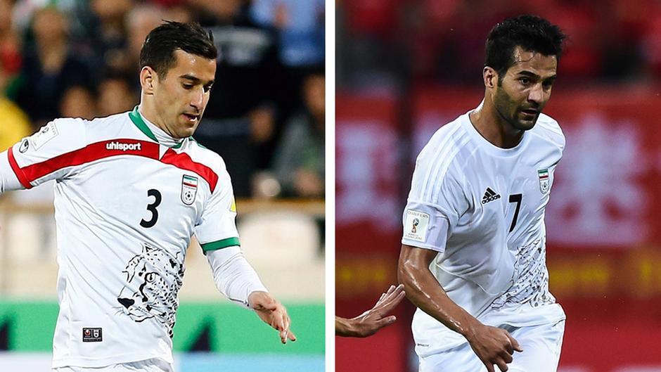 محرومیت دو فوتبالیست از بازی در تیم ملی به خاطر بازی مقابل تیم اسرائیلی