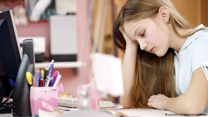 برخی جوانب افسردگی در کودکان و نوجوانان