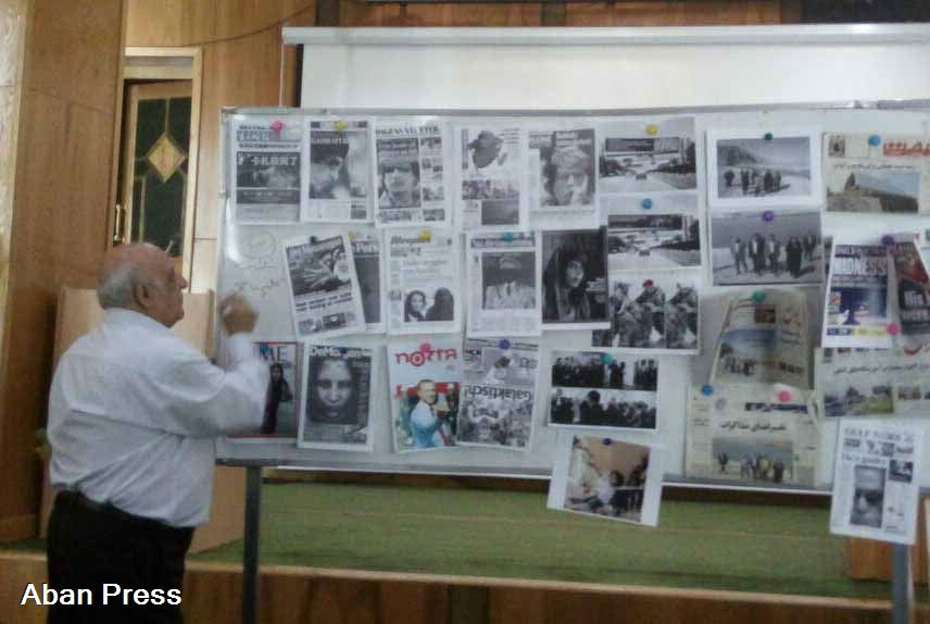 استاد روزنامهنگاری عملی: روزنامههای شیراز سردبیری ندارند