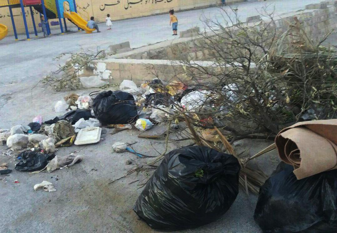 زبالههای داراب فارس «امنیتی» شد
