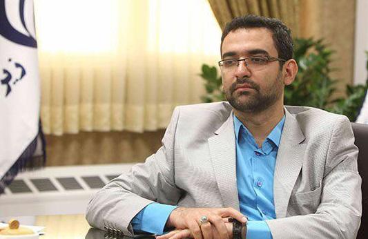 وزیر ارتباطات: توییتر بهخاطر مسائل مربوط به حوزه امنیت ملی فیلتر شده