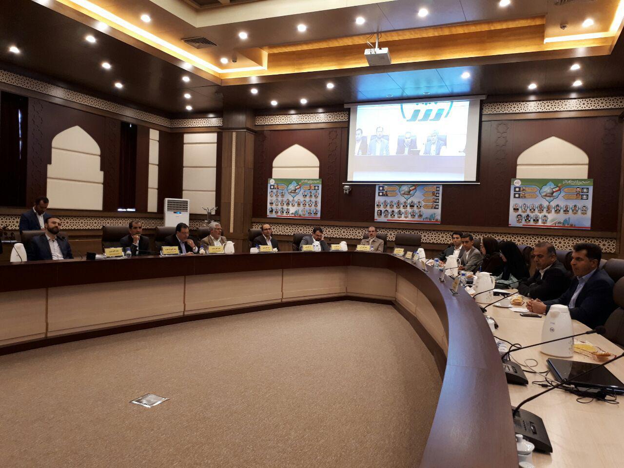 روسای کمیسیونهای شورای شهر شیراز انتخاب شدند