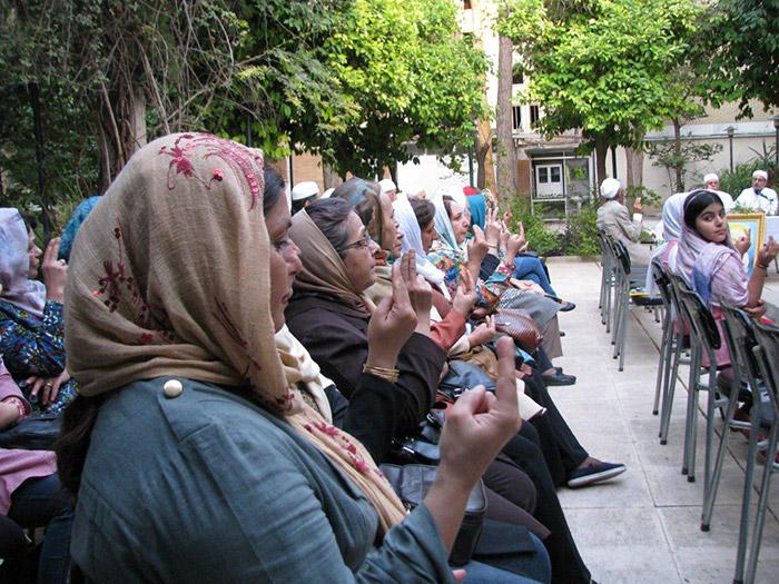 آیین گاهنبار زرتشتیان در شیراز