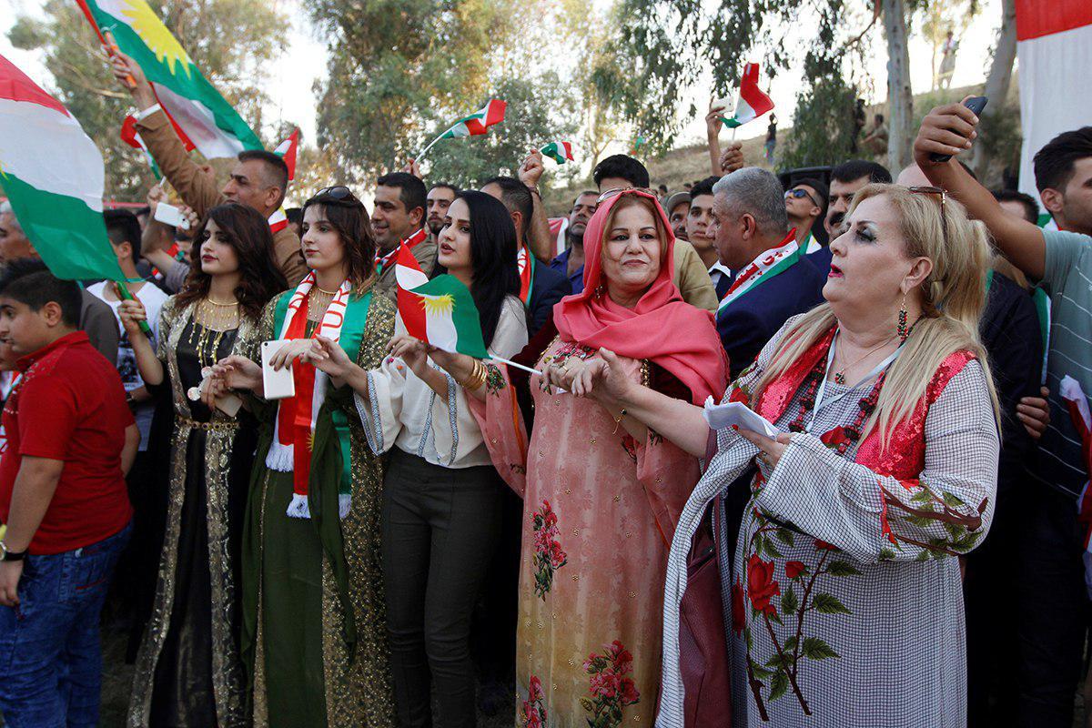 هر آنچه درباره همه پرسی استقلال در اقلیم کردستان عراق باید بدانیم