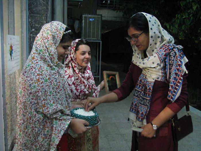 آلبوم عکس؛ جشن مهرگان در شیراز