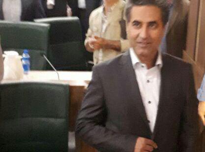 حیدر اسکندپور شهردار شیراز شد
