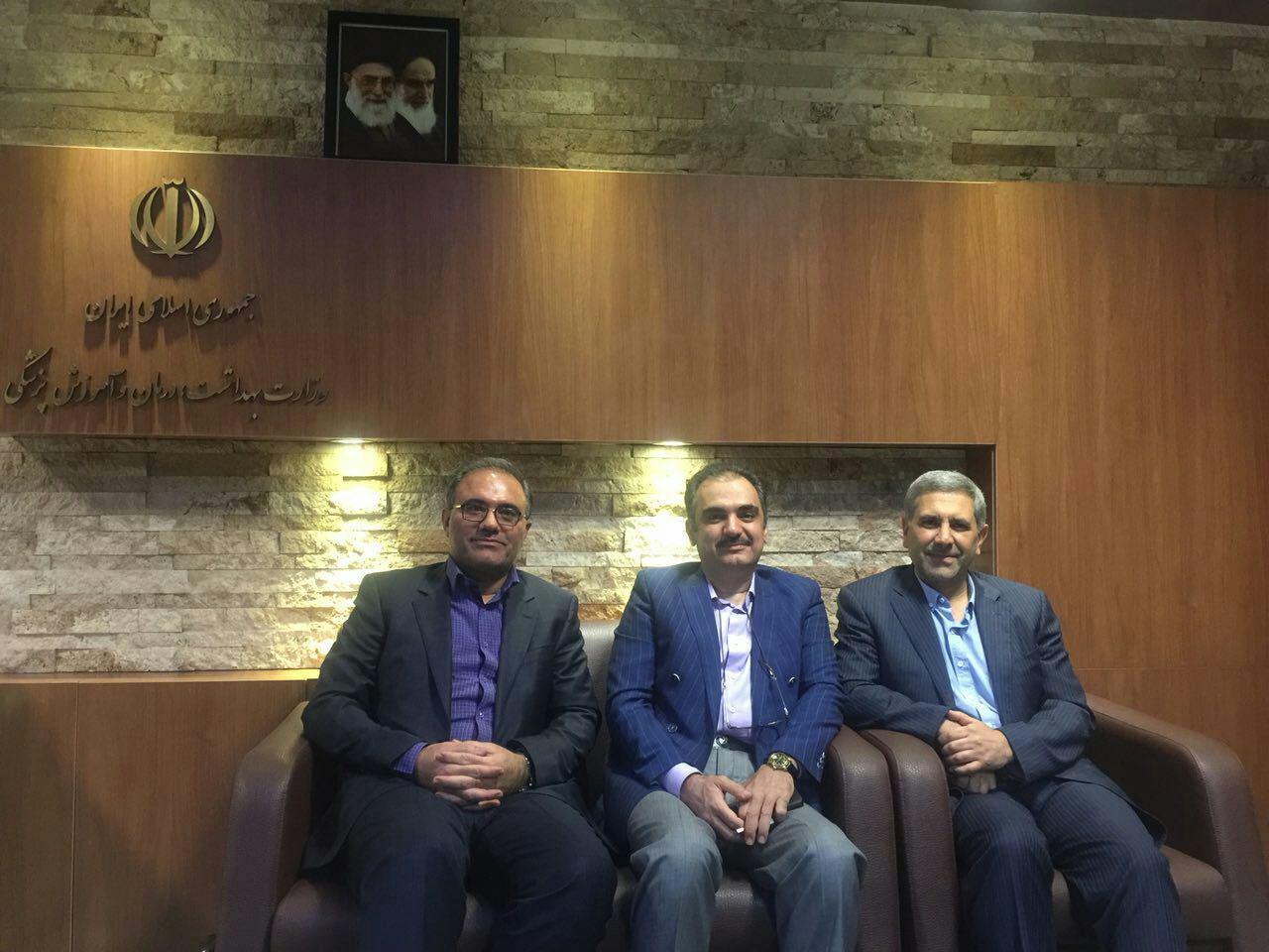 انتخاب رئیس دانشگاه علوم پزشکی شیراز در گام آخر