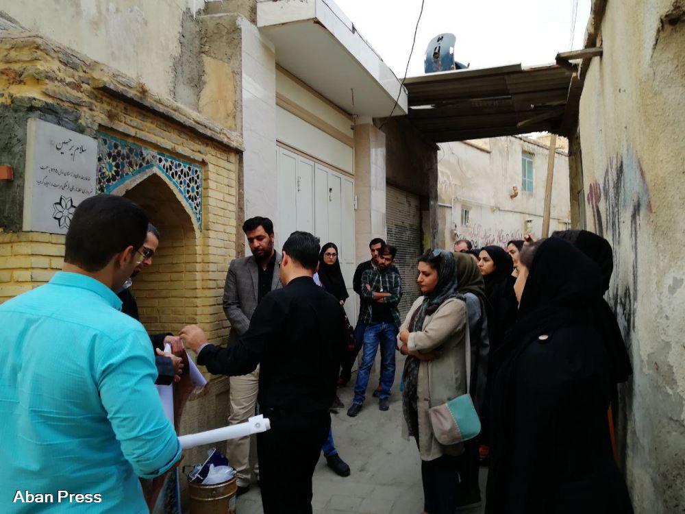 آلبوم عکس؛ احیای سقاخانههای تاریخی شیراز