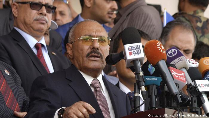 عبدالله صالح، رئیس جمهوری پیشین یمن کشته شد
