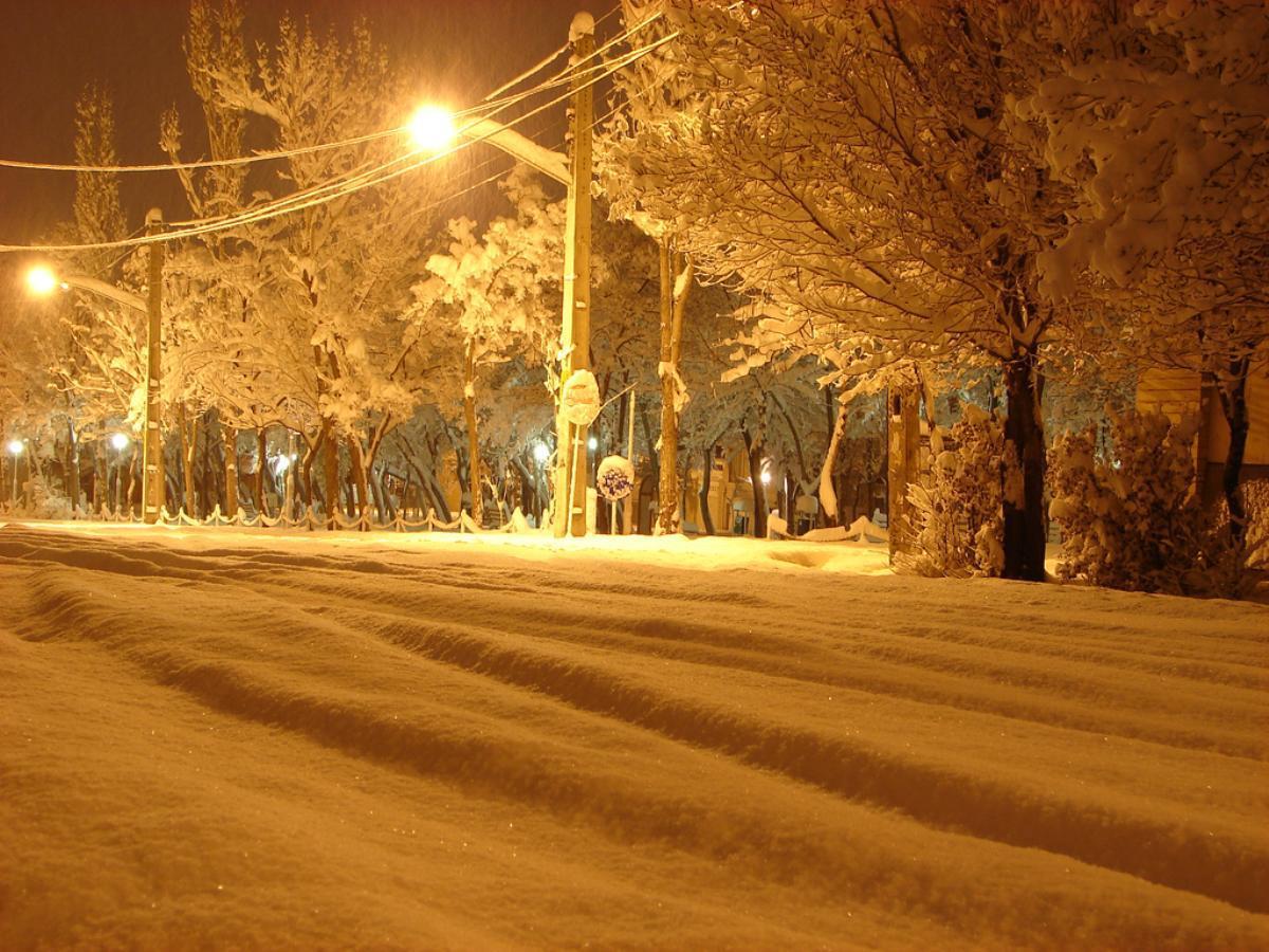 آخر هفته در بیشتر مناطق فارس برف و باران میبارد