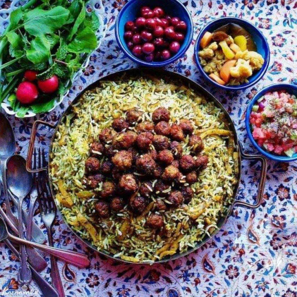 تلاش برای تبدیل کلم پلوی شیرازی به برند جهانی