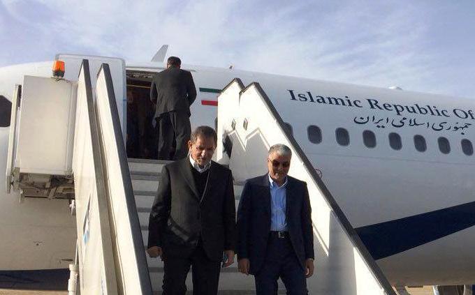 سفر معاون اول رئیس جمهور به شیراز؛ جهانگیری: فارس کانون اصلی فرهنگ و تمدن ایران است