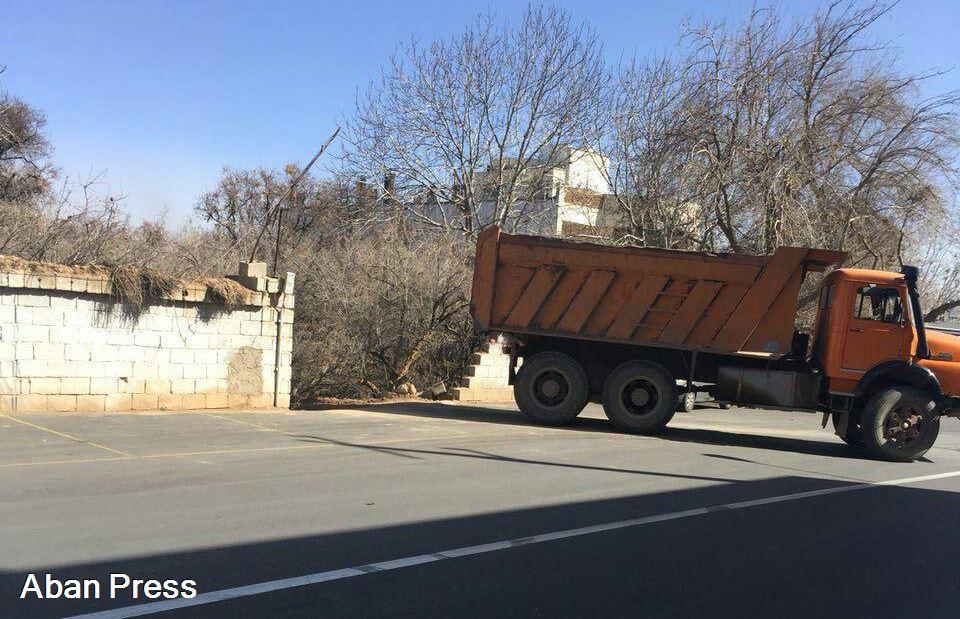 شهردار شیراز: زیر بار تغییر کاربری باغات گروه یک شیراز نمیرویم