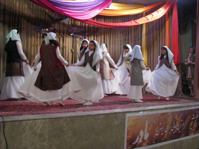 جشن اسفندگان در شیراز برگزار شد