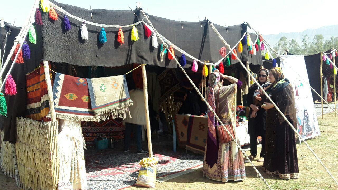 آلبوم عکس؛ جشنواره بلوط در ممسنی فارس
