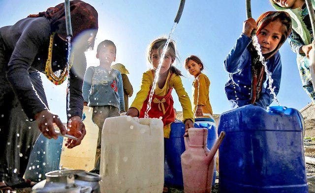 خشک شدن ۱۵۰ چاه آب آشامیدنی در فارس