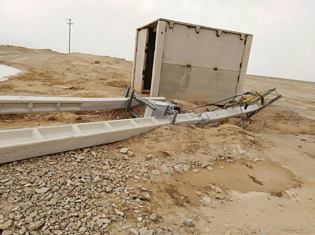 قطع آب در یزد به دلیل تخریب تاسیسات انتقال آب در اصفهان