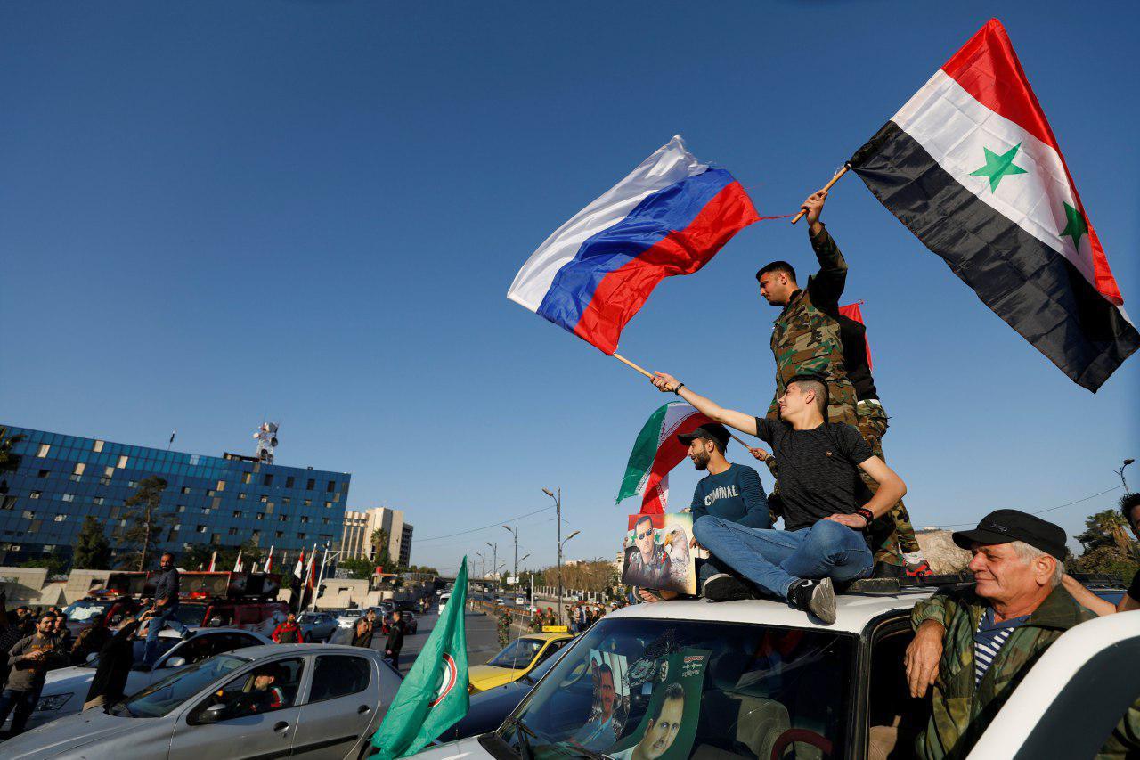 واکنشها به حمله نظامی مشترک آمریکا، فرانسه و بریتانیا علیه سوریه