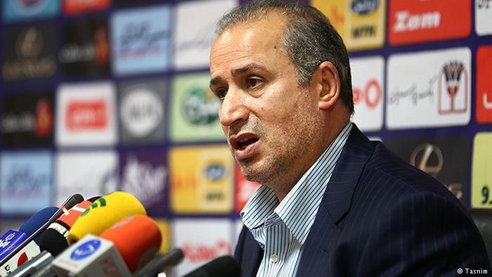 ️ دادستانی تهران رئیس فدراسیون فوتبال را احضار کرد