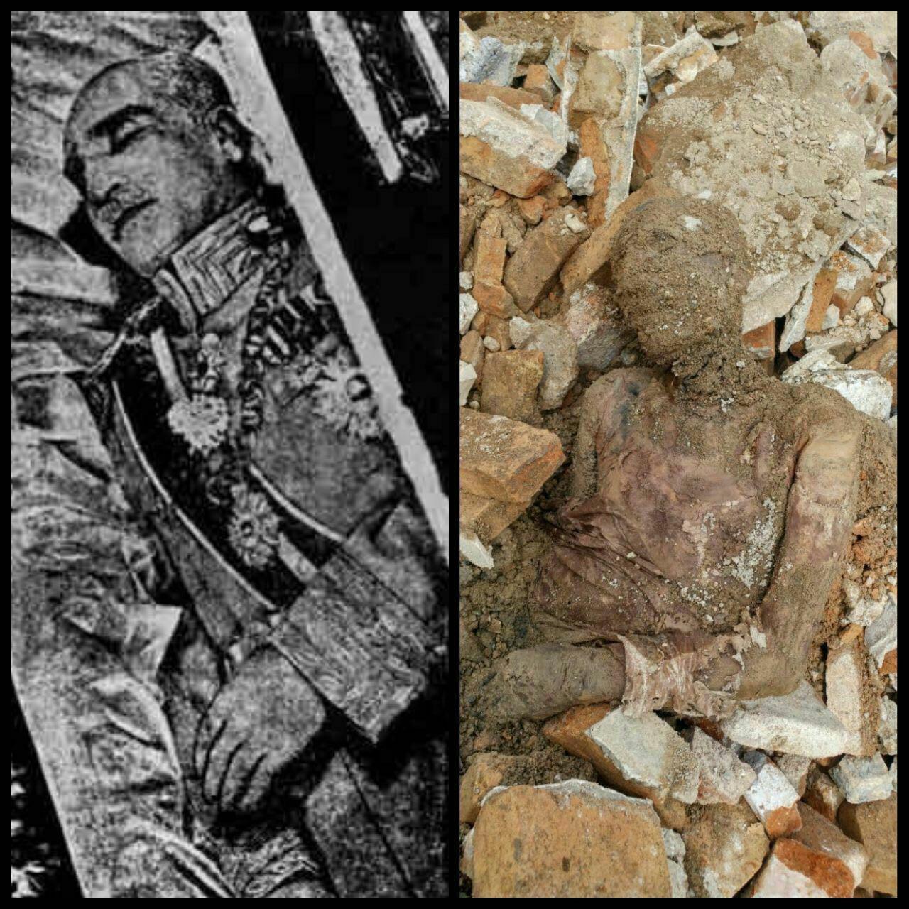 بیانیه انجمن علمی باستانشناسی ایران درباره کشف جسد مومیایی