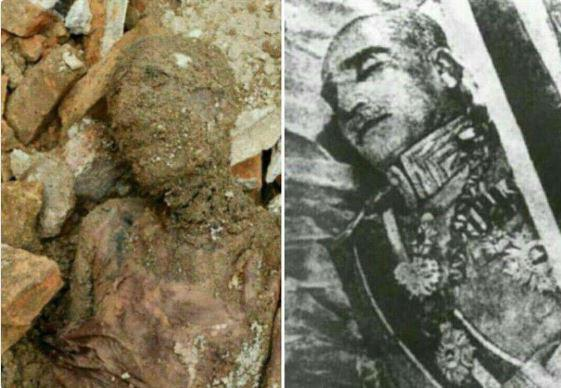 عضو شورای شهر تهران: مومیایی پیدا شده مربوط به رضا شاه بود