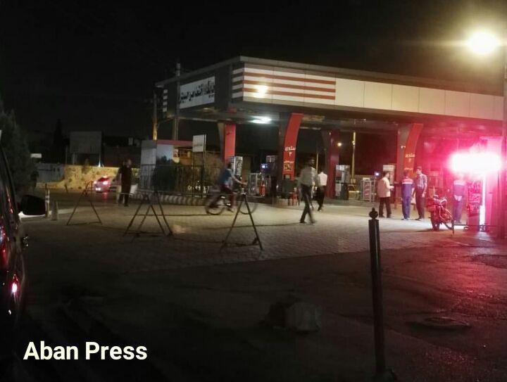 تعطیلی برخی پمپ بنزین ها در شیراز