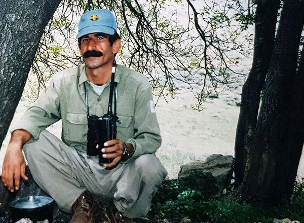 وطن نوروزی، محیط بان از زندان آزاد شد