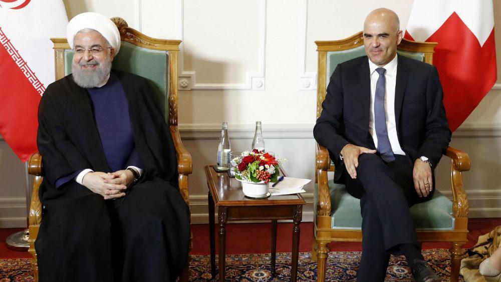 روحانی: جلوی صدور نفت ایران را بگیرید تا نتیجهاش را ببینید