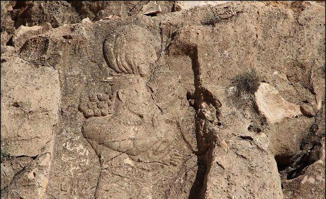 تخریب تدریجی شهریاران ساسانی در شیراز
