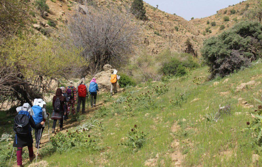 منطقه حفاظتشده «قلات و تنگسرخ» در شیراز ایجاد میشود