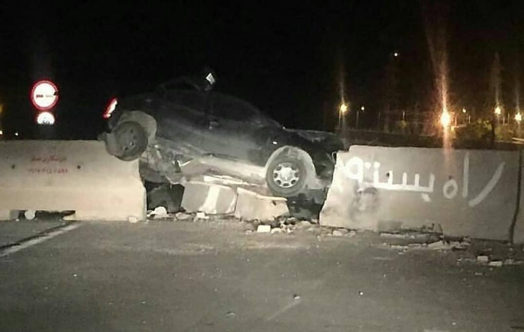 مرگ خبرساز دخترجوان در جاده شیراز-خرامه؛ وزیر راه دستور پیگیری داد