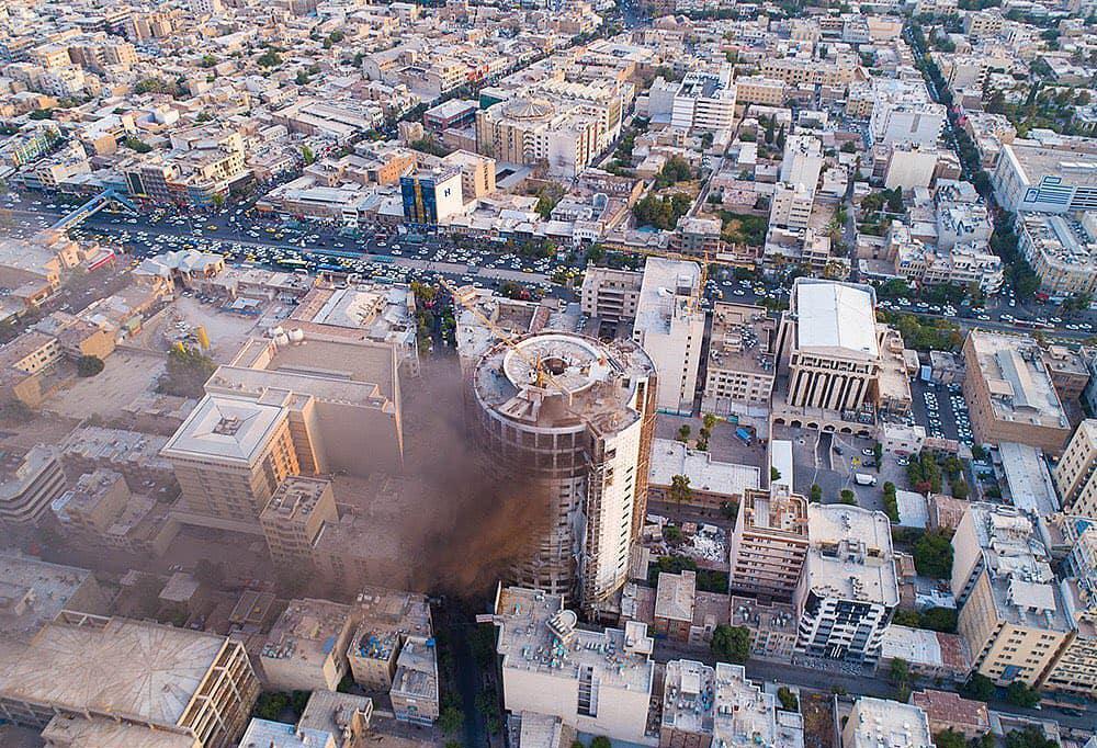 از آتشسوزی هتل آسمان شیراز چه میدانیم؟
