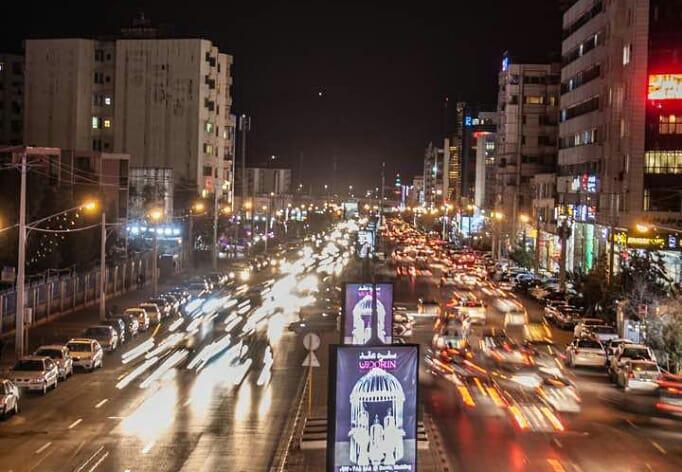 شیراز نباید پارکینگ بزرگ خودروها شود