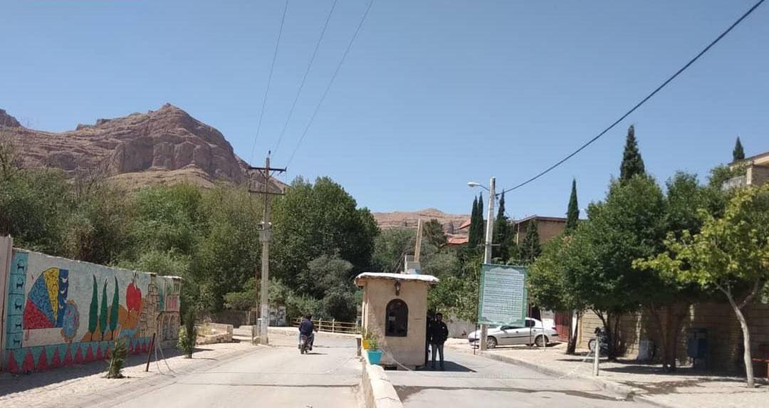 بازگشایی روستای توریستی قلات شیراز
